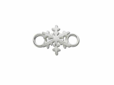 SS Snowflake Clasp - SS Snowflake Clasp for Convertible Bracelet