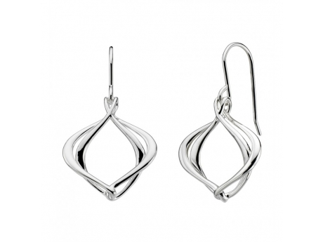 Sterling Silver Alice Loom Drops - Sterling Silver Alice Loom Drops